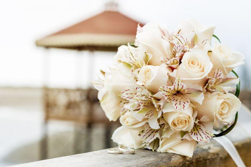 Románticas rosas
