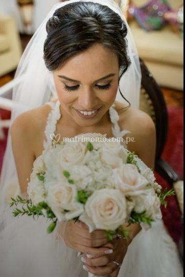 Maria Alejandra bello bouquet