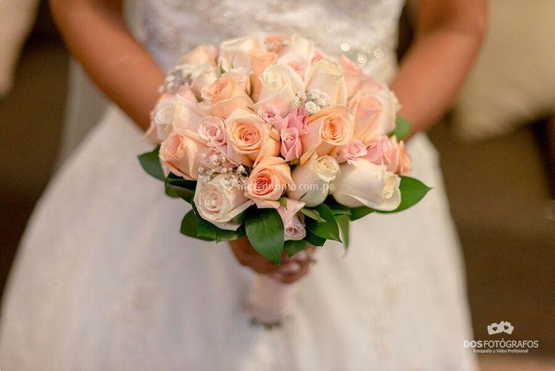 Bello bouquet de cindy