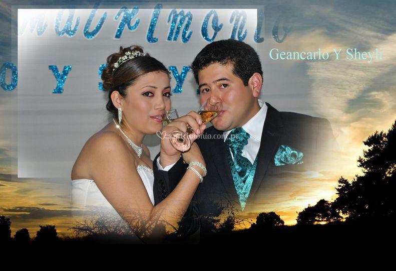 Brindis matrimonial