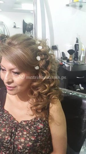 Excelentes peinados