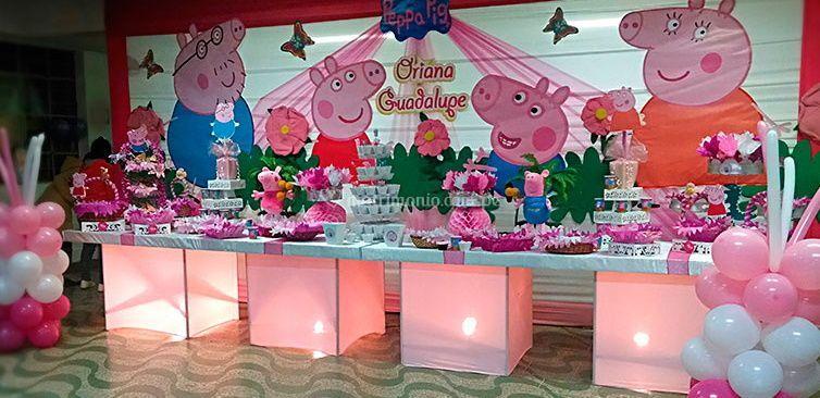 Buffet infantil