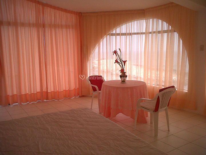Sala privada en master