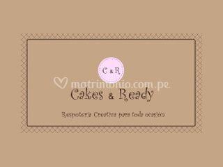 Cakes & ready  logo