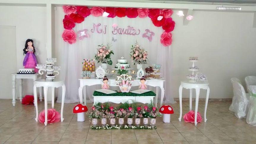 Fiesta de Bautizo