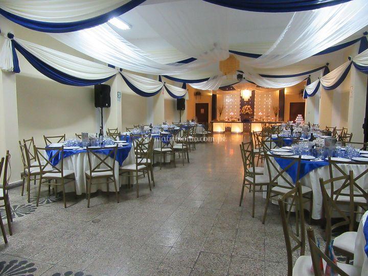Salón Encuentros