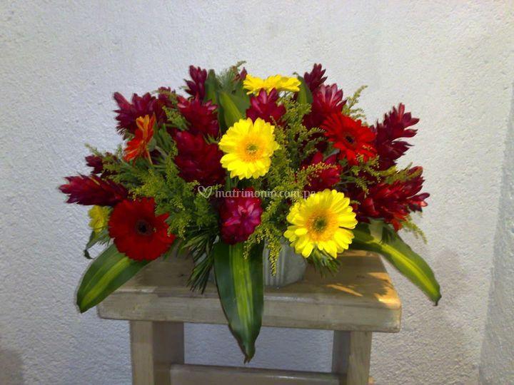 Arregflos florales