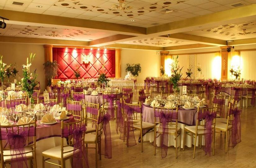 Restaurantes matrimonios