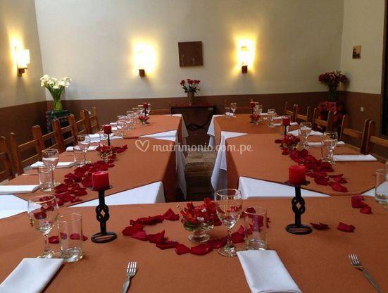 Romantica presentación