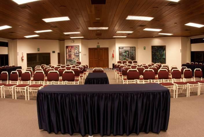 Auditorio Sala Larco