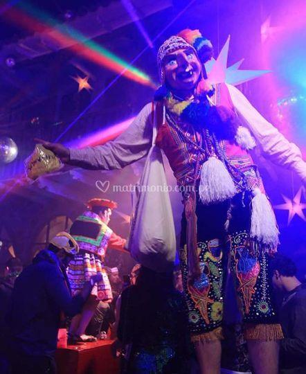 Maqta folkloreando show