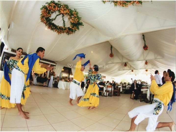 Show en su boda