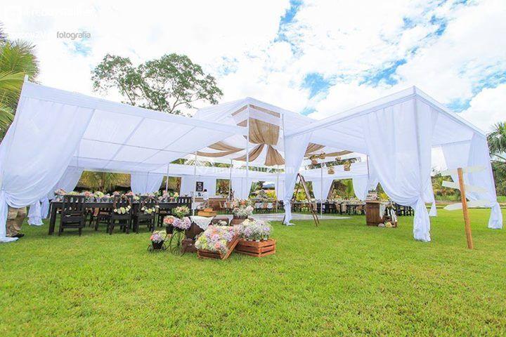 Impresionante boda