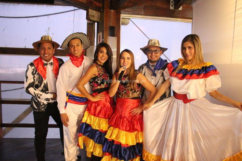 Bloque colombiano