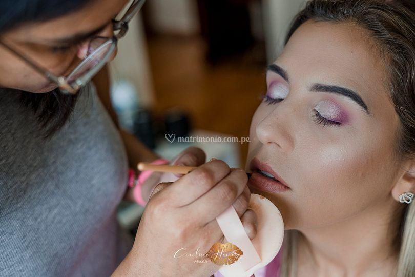 Carolina Herrera MakeUp