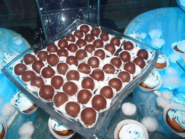 Deliciosos chocolates