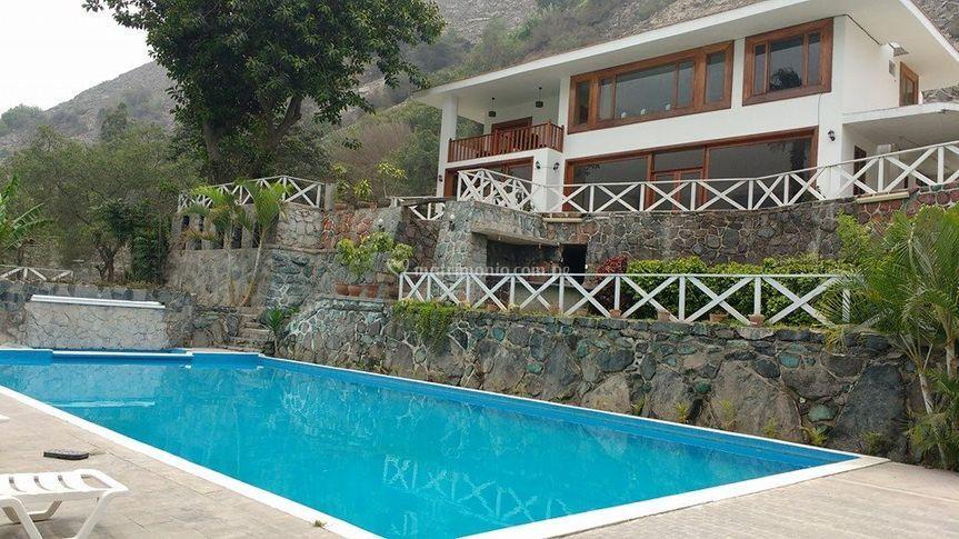 Casas de campo con piscina beautiful casas de campo con for Piscina municipal casa de campo