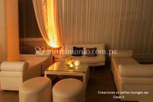 Sala con riñoneras