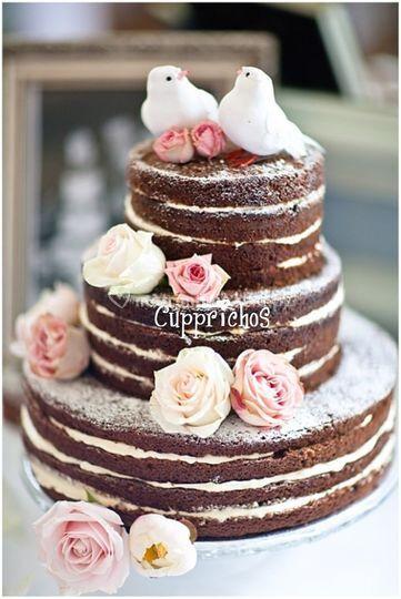 Naked torta