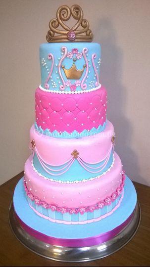 Torta de fiesta