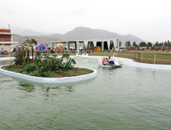 Laguna artificial