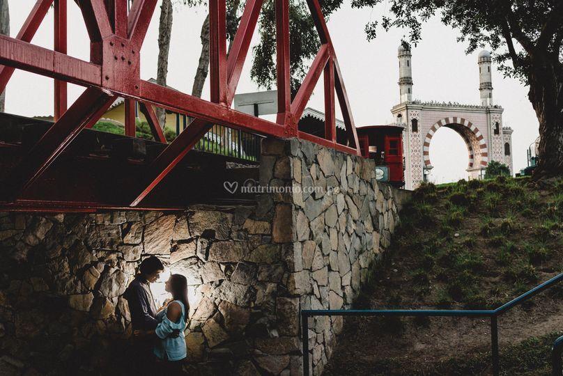 Pre Boda - Parque la Amistad
