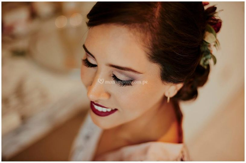 Makeup Beauty Novia
