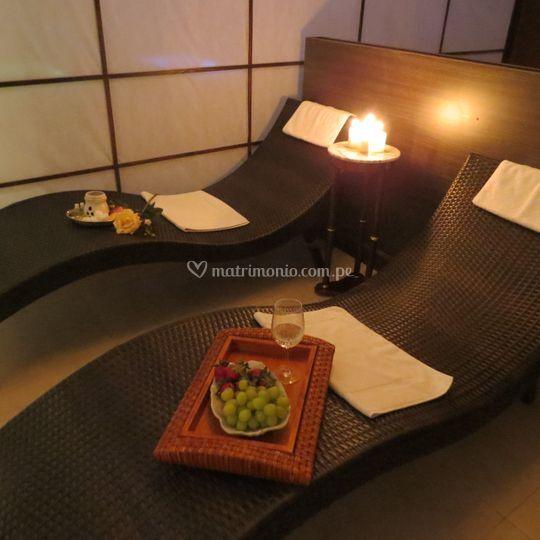 K´allma spa - masajes