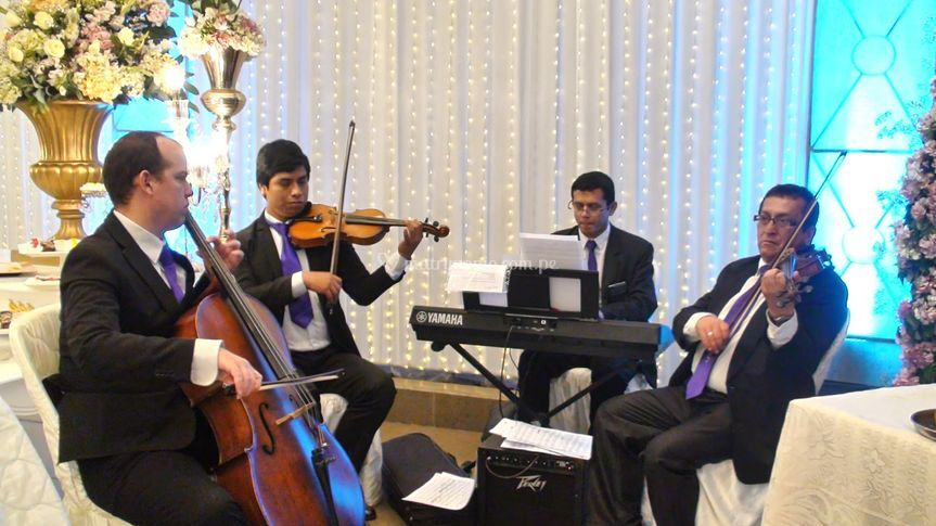 Coro Pianíssimo en recepción