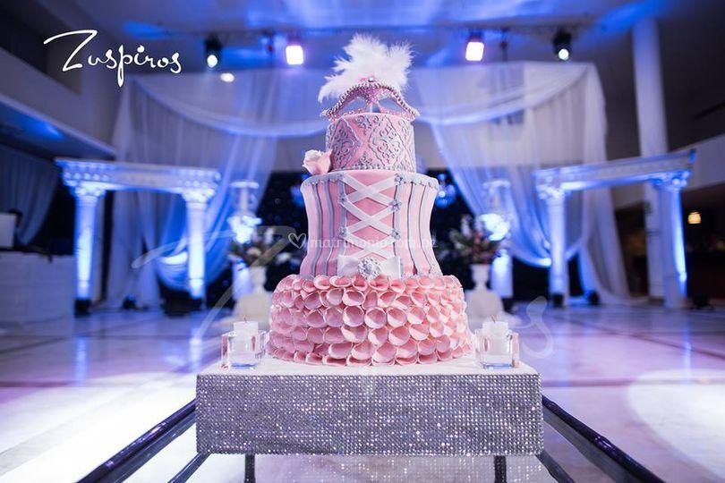 Cake Venecia