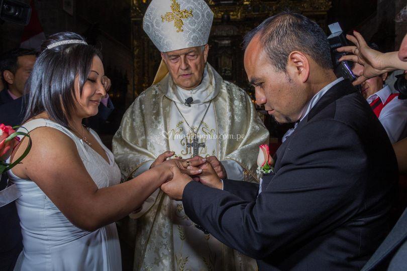 Matrimonio Catedral