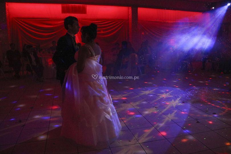Baile principal