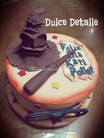 Torta de Harry Potter