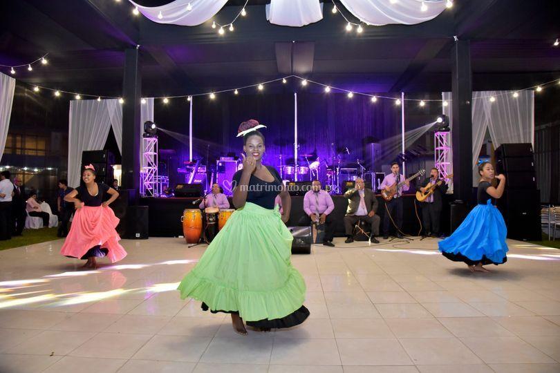 Danzas Afro