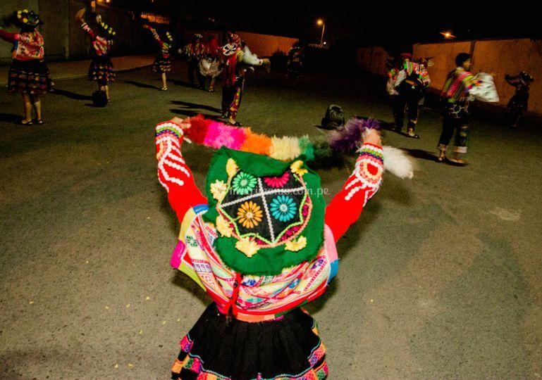 Carnavales peruanos