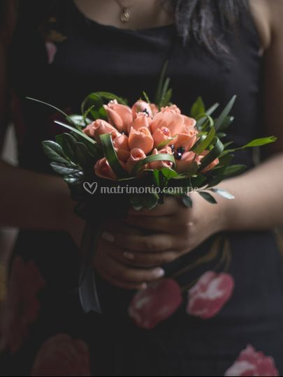 Bouquet boda civil