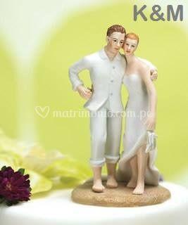 Novios romanticos