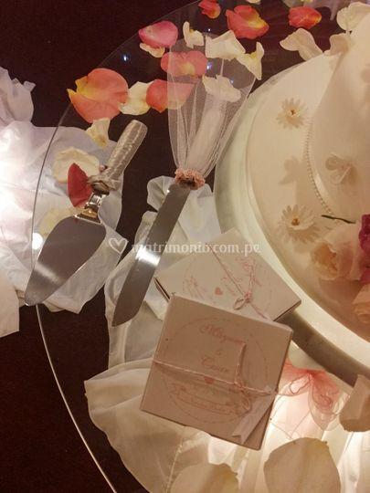 Tortas y accesorios