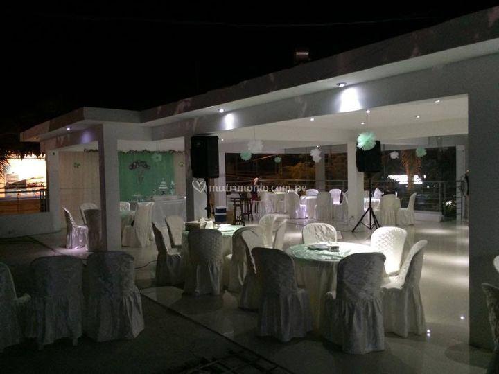 Terraza Los Cocos