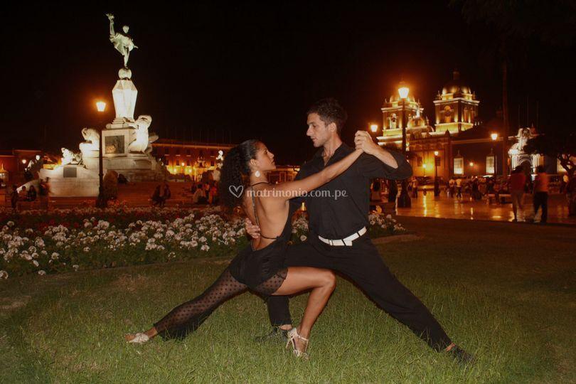 Danza, arte y Amor