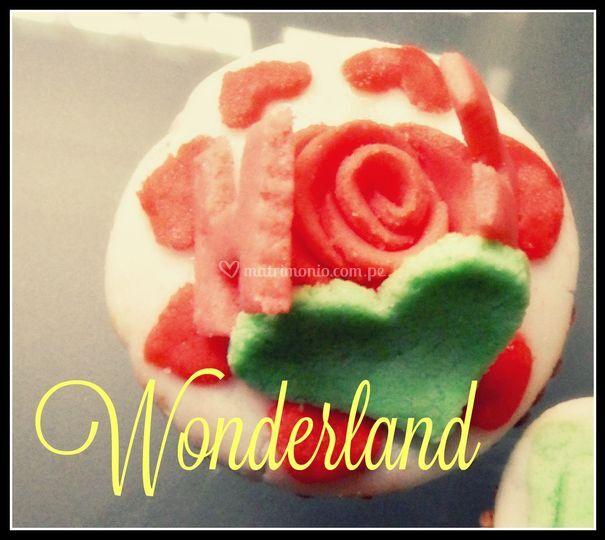 Mini cupcake Aniversario