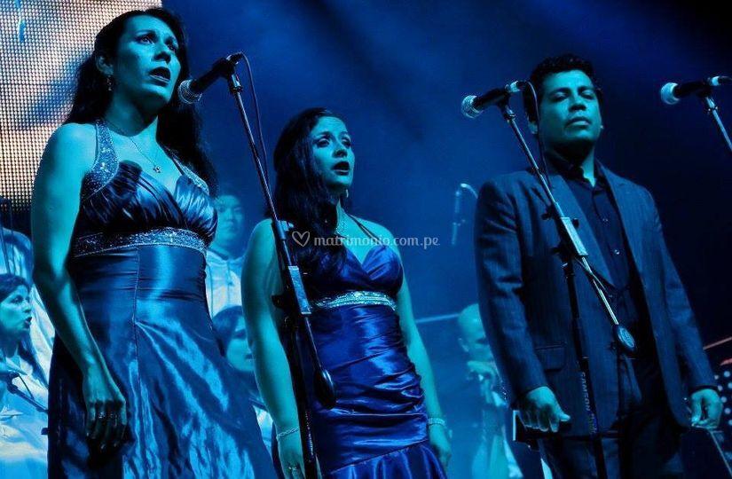 Show tenores concierto