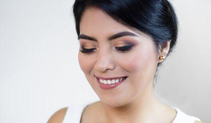 Katherine Juarez Makeup 1