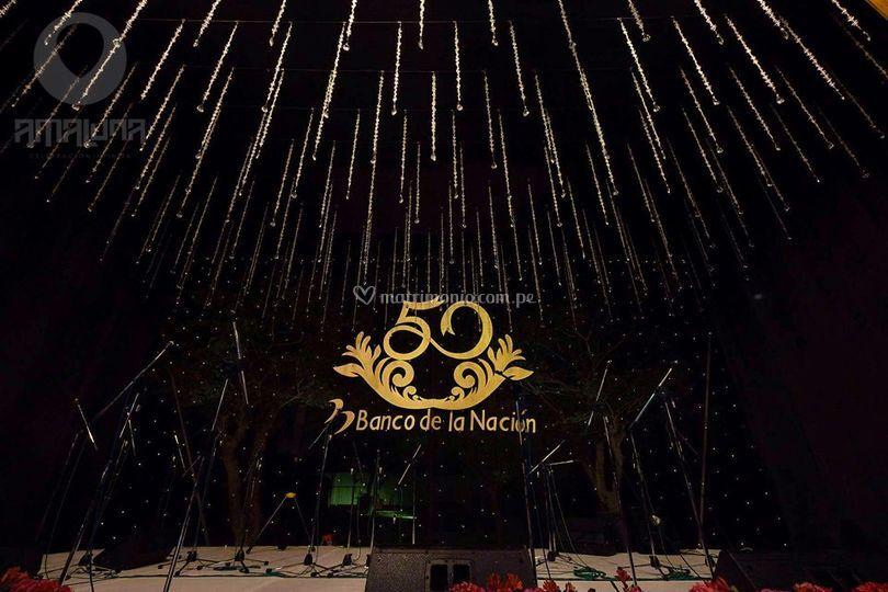 50º Aniv. Banco de la Nación