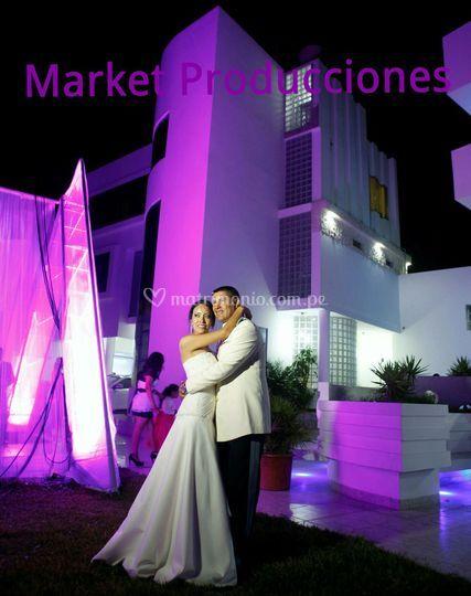 Matrimonio Lila