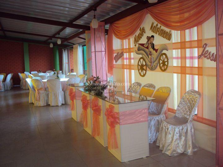 Matrimonio Huancayo : Salón las palmeras