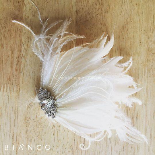 Bianco tocado bluma