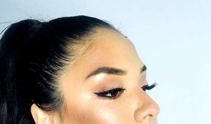 Luisa Cubas Hair Style & Make Up