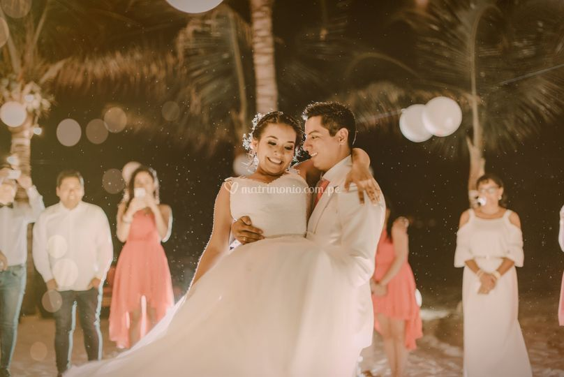 Fotografía boda real