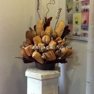 Arreglo de panes
